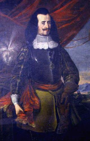 D. Diego Gutiérrez de los Ríos y Guzmán, Conde de Fernán Núñez