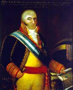Ignacio Alava y Navarrete, Caballero de Santiago