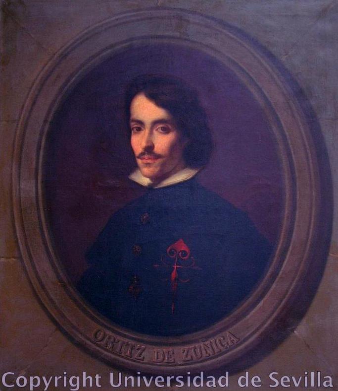 Diego Fernando Marcelo Ortiz de Zúñiga y del Alcázar