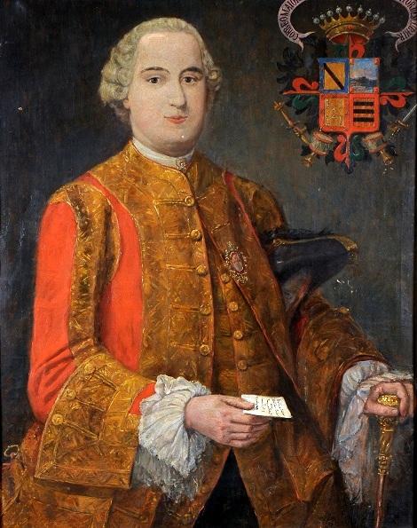 Fermín Francisco de Carvajal Vargas y Alarcón Cortés