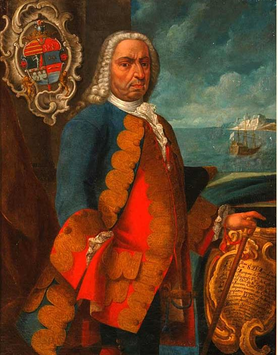 Almirante Manuel Lopez Pintado